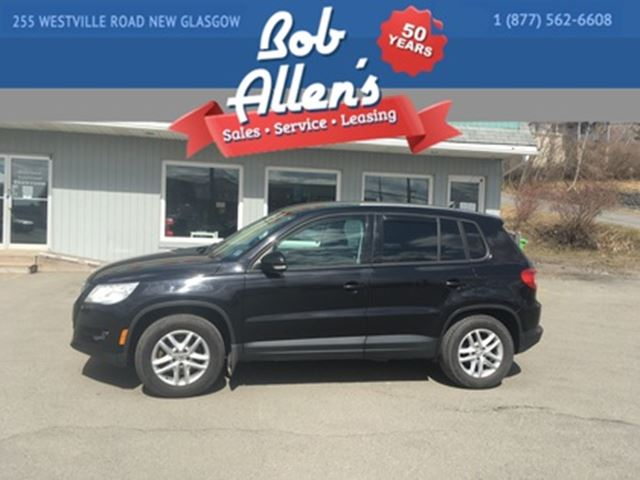 2009 VOLKSWAGEN TIGUAN TrendlineAWD in New Glasgow, Nova Scotia