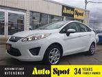 2011 Ford Fiesta SE/PRICED FOR A QUICK SALE!!! in Kitchener, Ontario