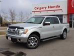 2010 Ford F-150 Lariat Supercrew 4WD in Calgary, Alberta