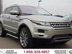 2013 Land Rover Range Rover Evoque Prestige - CPO 6yr/160000kms manufacturer warranty included until October 23, 2018! CPO rates starting at 0.9%! LOCAL ONE OWNER TRADE IN | NO ACCIDENTS | 3M PROTECTION APPLIED | NAVIGATION | SURROUND CAMERA SYSTEM | PARKING SENSORS | ADAPTIVE XENON H in Edmonton, Alberta