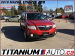 2010 Mazda Tribute 4WD+AUX Input+Fog Lights+Remote Starter+Power Grou in London, Ontario