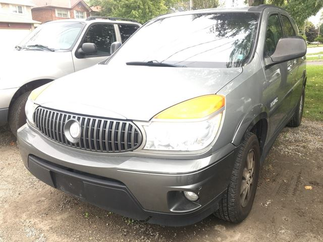 2003 buick rendezvous cx mississauga ontario used car for sale 2641193. Black Bedroom Furniture Sets. Home Design Ideas