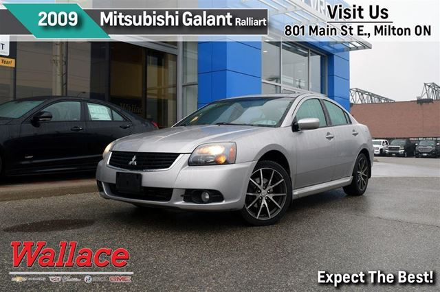 2009 mitsubishi galant ralliart nav milton ontario used. Black Bedroom Furniture Sets. Home Design Ideas