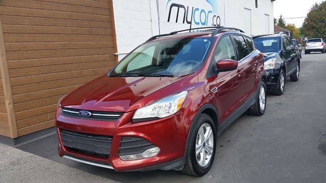 2015 ford escape se north bay ontario used car for sale 2640738. Black Bedroom Furniture Sets. Home Design Ideas