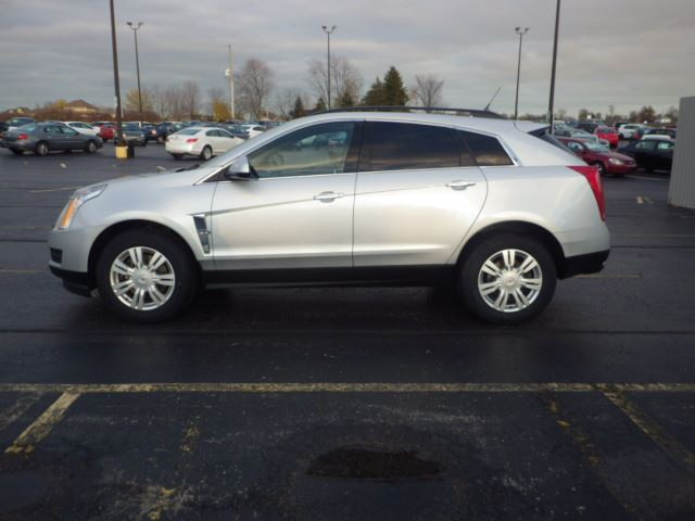 2012 Cadillac Srx Silver Haldimand Motors Wheels Ca