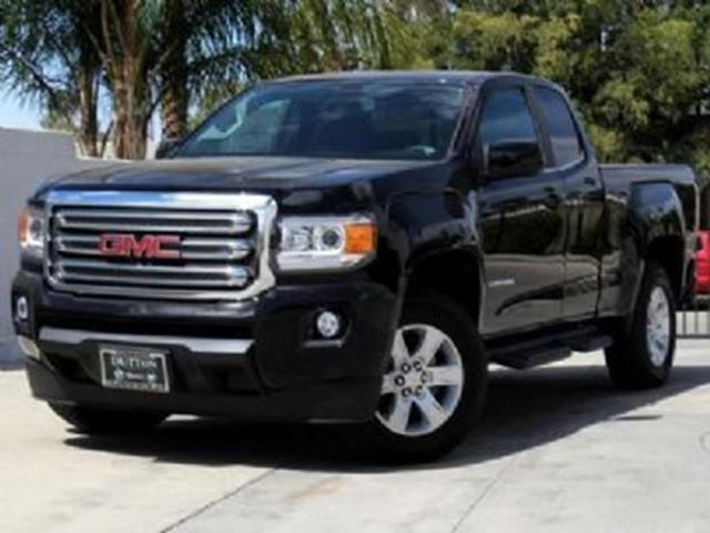 2016 gmc canyon all terrain extended cab black lease. Black Bedroom Furniture Sets. Home Design Ideas
