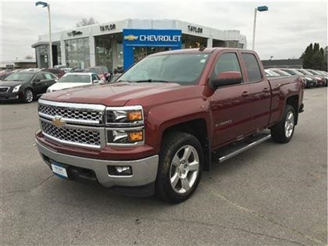 2014 chevrolet silverado 1500 lt w 1lt kingston ontario used car for sale 2641186. Black Bedroom Furniture Sets. Home Design Ideas