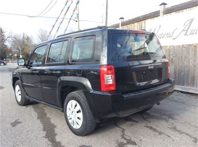 2010 jeep patriot sport ottawa ontario used car for. Black Bedroom Furniture Sets. Home Design Ideas