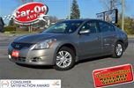 2012 Nissan Altima SUNROOF HTD SEATS ALLOY WHEEELS in Ottawa, Ontario