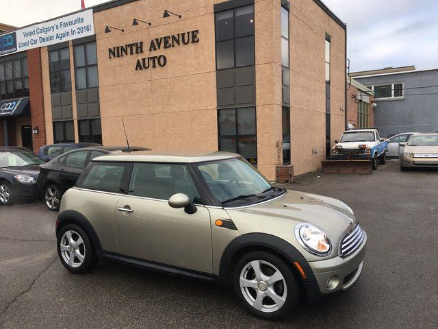 2007 MINI COOPER Automatic. GREAT VALUE!! in Calgary, Alberta