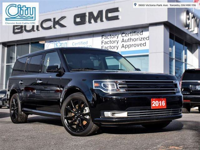 2016 Ford Flex Limited Toronto Ontario Used Car For