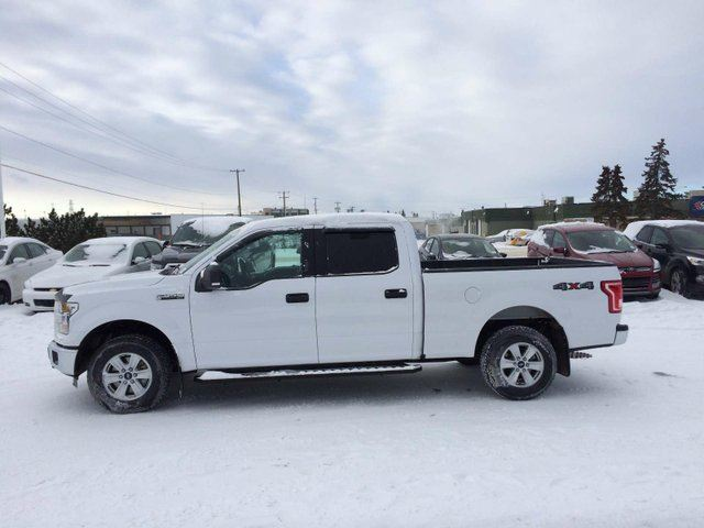 2016 ford f 150 xlt 4x4 supercrew cab styleside 5 5 ft box 145 in wb white team ford. Black Bedroom Furniture Sets. Home Design Ideas