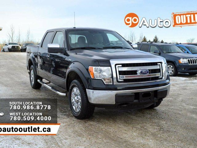 2013 ford f 150 xlt 4x4 supercrew cab 5 5 ft box 145 in. Black Bedroom Furniture Sets. Home Design Ideas