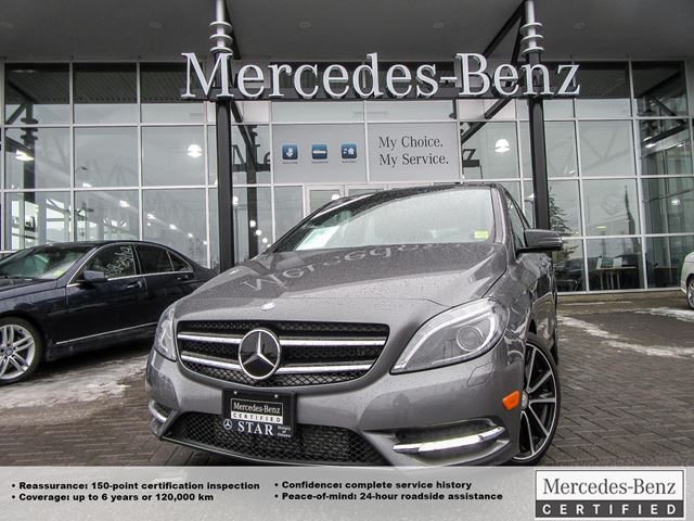 2013 mercedes benz b class mountain grey star motors of. Black Bedroom Furniture Sets. Home Design Ideas