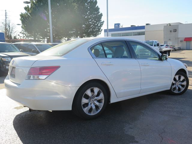 2009 honda accord woodbridge ontario used car for sale. Black Bedroom Furniture Sets. Home Design Ideas