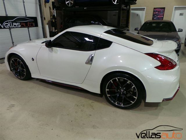 2017 nissan 370z nismo nismo navi pearl white vaughan ontario car for sale 2642309. Black Bedroom Furniture Sets. Home Design Ideas