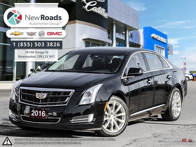 2016 cadillac xts luxury collection luxury collection newmarket ontario used car for sale. Black Bedroom Furniture Sets. Home Design Ideas