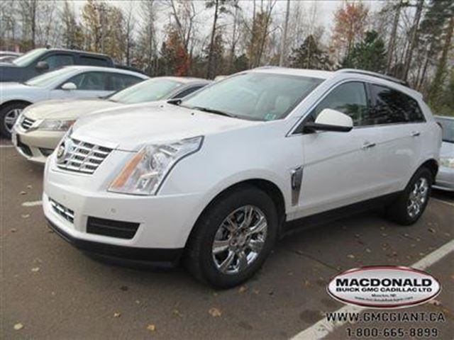 2015 cadillac srx luxury moncton new brunswick used car for sale 2642315. Black Bedroom Furniture Sets. Home Design Ideas
