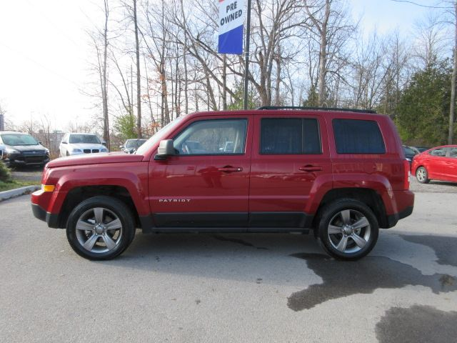 2015 jeep patriot high altitude leather roof 33k stittsville ontario used car for sale. Black Bedroom Furniture Sets. Home Design Ideas