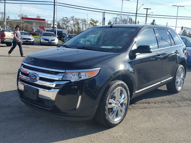 2014 ford edge sel hamilton ontario used car for sale 2642472. Black Bedroom Furniture Sets. Home Design Ideas