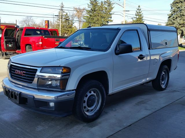 2010 gmc canyon sle rwd w are work cap jarvis ontario used car for sale 2643339. Black Bedroom Furniture Sets. Home Design Ideas