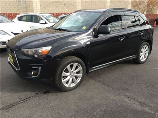 2013 MITSUBISHI RVR GT, Navigation, Panoramic Sunroof, 4wd in Burlington, Ontario