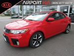 2013 Kia Forte Koup 2.4L SX, Leather, Sunroof, Bluetooth in Mississauga, Ontario