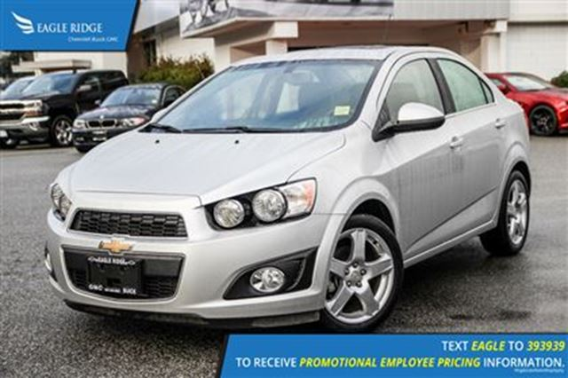 2016 chevrolet sonic lt auto silver eagle ridge gm. Black Bedroom Furniture Sets. Home Design Ideas