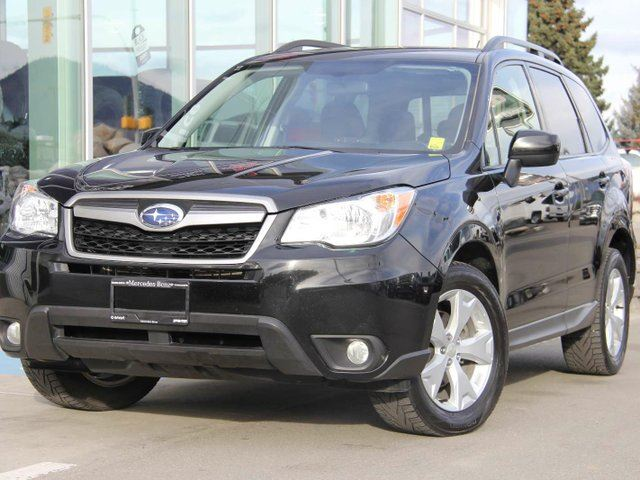 2015 Subaru Forester Walk Around Video | Convenience Package | Rear Vision Camera | All-Wheel-Drive | Heated Front Seats in Kamloops, British Columbia