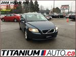 2008 Volvo S40 Heated Sport Seats+Sunroof+Dynaudio Premium Sound+ in London, Ontario