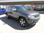 2014 Jeep Grand Cherokee 4WD LIMITED Accident Free, Navigation (GPS), Leather, Back-up Cam, A/C, - Edmonton in Sherwood Park, Alberta