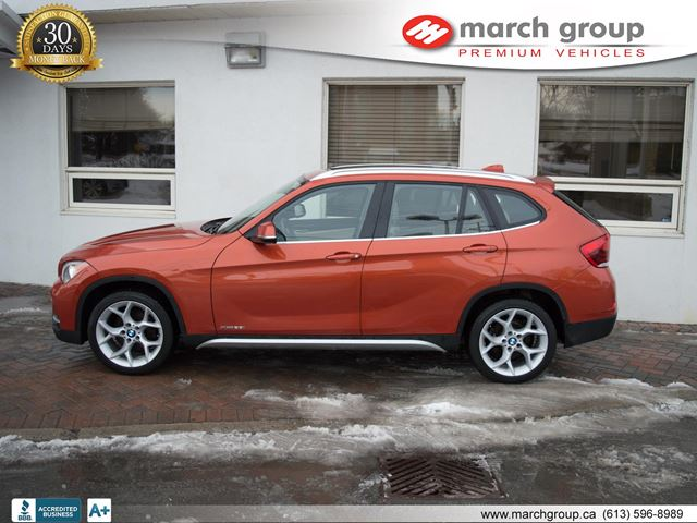 2013 bmw x1 xdrive28i xline ottawa ontario used car for sale 2643121. Black Bedroom Furniture Sets. Home Design Ideas