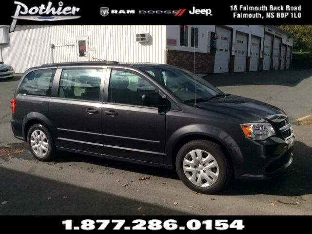 2016 dodge grand caravan se sxt cloth heated mirrors uconnect windsor nova scotia used car. Black Bedroom Furniture Sets. Home Design Ideas