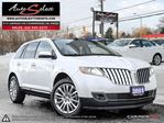 2011 Lincoln MKX AWD ONLY 99K! **SPORT MODEL** TECHNOLOGY PKG in Scarborough, Ontario