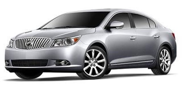 2011 buick lacrosse cxs guelph ontario used car for sale 2643654. Black Bedroom Furniture Sets. Home Design Ideas