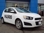 2012 Chevrolet Sonic LS in Quesnel, British Columbia