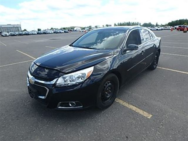 2015 chevrolet malibu lt 2lt scarborough ontario used. Black Bedroom Furniture Sets. Home Design Ideas