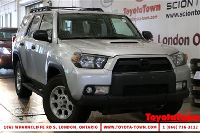 2012 toyota 4runner trail edition london ontario used. Black Bedroom Furniture Sets. Home Design Ideas