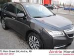 2014 Acura MDX Navigation Package *Clean Carproof, Local Trade* in Airdrie, Alberta