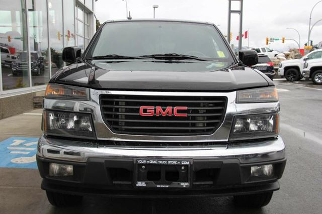 used 2010 gmc canyon extremely low km no accidents one owner 4x4 powertrain canopy. Black Bedroom Furniture Sets. Home Design Ideas