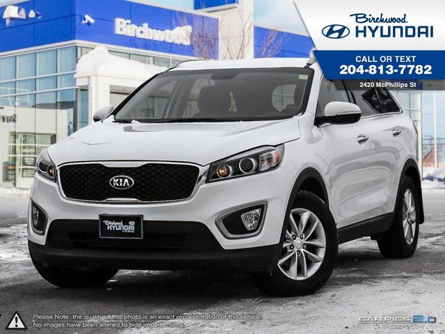 2016 kia sorento 2 4l lx winnipeg manitoba used car for sale 2643895. Black Bedroom Furniture Sets. Home Design Ideas