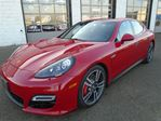 2013 Porsche Panamera GTS 19985 kms Bose sound Laser cruise red seat  in Guelph, Ontario