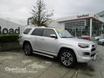 2015 Toyota 4Runner Limited 7 Seater - Leather, Sunroof, Navigation in Port Moody, British Columbia