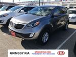 2013 Kia Sportage LX HEATED SEATS BLUETOOTH CRUISE CONTROL in Grimsby, Ontario