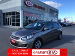 2012 Hyundai Accent ONLY $46.00 PER WEEK $0 DOWN!!!! in Grimsby, Ontario