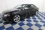 2010 Audi S4 3.0 Premium (S tronic)/LOCAL/CLEAN HISTORY/LOW  in Winnipeg, Manitoba