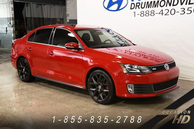 used 2014 volkswagen jetta gli edition 30 drummondville. Black Bedroom Furniture Sets. Home Design Ideas