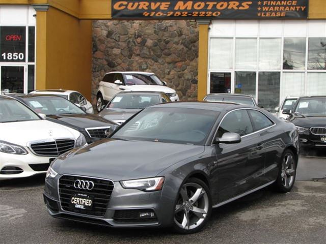 2013 audi a5 quattro s line no accident pano led xenon pow toronto ontario car for sale. Black Bedroom Furniture Sets. Home Design Ideas