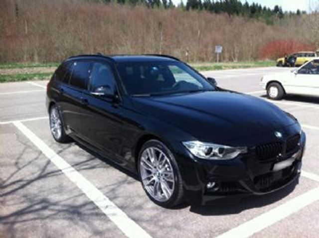 2015 bmw 3 series 4dr 328i xdrive m sport mississauga ontario used car for sale 2644437. Black Bedroom Furniture Sets. Home Design Ideas