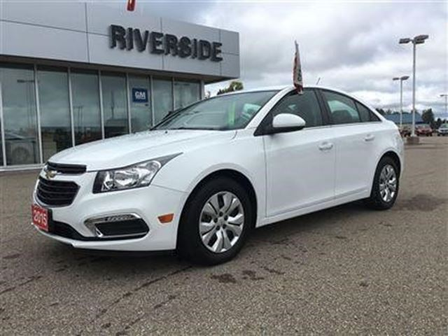 2015 chevrolet cruze 1lt prescott ontario used car for sale 2644258. Black Bedroom Furniture Sets. Home Design Ideas